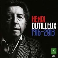 Dutilleux, Henri: Henri Dutilleux 1916-2013