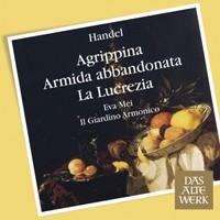 Mei, Eva: Händel: Arias & Recits