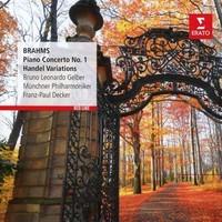 Gelber, Bruno Leonardo: Brahms: Piano Concerto No 1