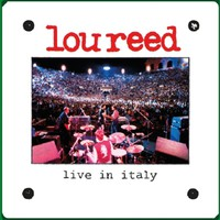 Reed, Lou: Live in Italy