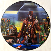 Iron Maiden: Stranger In A Strange Land -Picture Disc-
