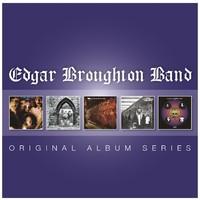 Broughton, Edgar Band: Original album series