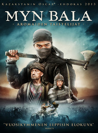 Myn Bala - Aromaiden taistelijat - Myn Bala - Warriors of the Steppe