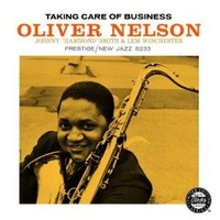 Nelson, Oliver: Taking care of business
