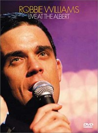 Williams, Robbie: Live at the Royal Albert Hall
