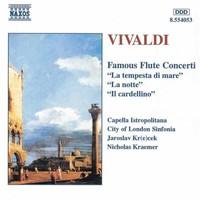 Vivaldi, Antonio: Famous Flute Concerti