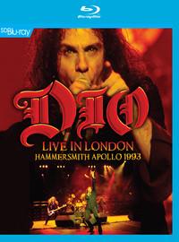 Dio: Live in London: Hammersmith Apollo -sd blu-ray