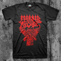 Morbid Angel: Hungry Satan
