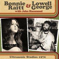 Bonnie Raitt & Lowell George: Ultrasonic studios 1972