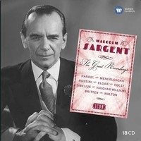 Sargent, Malcolm: Great Recordings