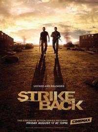 Strike Back - 3. kausi - Strike Back - Season 3