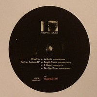 Flowdan: Serious Business EP