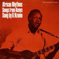 Nzomo, David: African rhythms: songs from Kenya