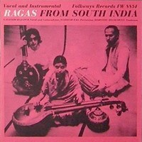 Rajapur, Gayathri: Ragas from South India