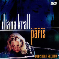 Krall, Diana: Live in Paris