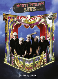 Monty Python : Live (Mostly), One Down Five To Go