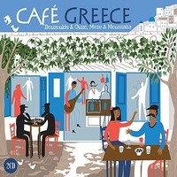 V/A: Cafe Greece