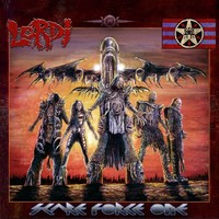 Lordi : Scare force one