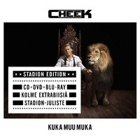 Cheek: Kuka muu muka -Stadion edition