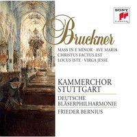 Frieder, Bernius: Bruckner: mass in e minor; motets