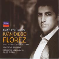 Florez, Juan Diego: Arias For Rubini