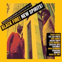 V/A: Black fire! New spirits!