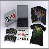 Public Enemy: Bring the noise: the hits, vids and docs box