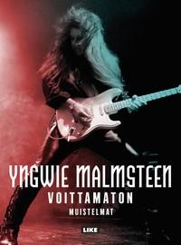 Malmsteen, Yngwie : Voittamaton -muistelmat