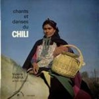 Pavez, Hector: Chants et dances du chili