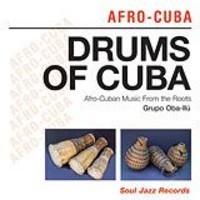 V/A: Drums of cuba