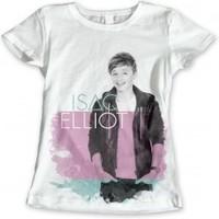 Elliot, Isac: Valkoinen lasten t-paita