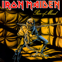 Iron Maiden : Piece of mind