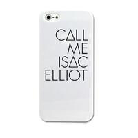 Elliot, Isac: Call Me Isac Elliot  (iPhone 5 & 5S)