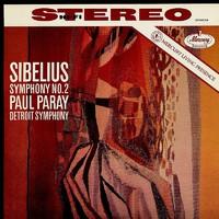 Sibelius, Jean: Symphony 2 d-dur