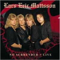 Mattsson, Lars Eric: No Surrender + Live