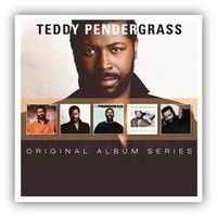 Pendegrass, Teddy: Original album series