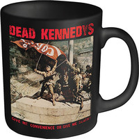 Dead Kennedys: Convenience or death