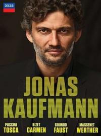 Kaufmann, Jonas: Carmen/Tosca/Faust/Werthe/Bizet/Puccini/Gounod/Massenet
