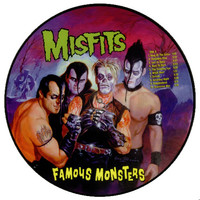 Misfits : Famous Monsters -picture disc-