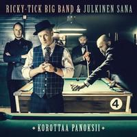 Ricky-Tick Big Band & Julkinen Sana: Korottaa panoksii