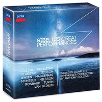 Sibelius, Jean: Great performances