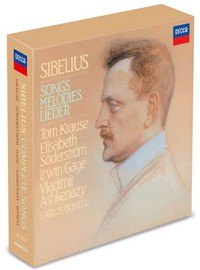 Sibelius, Jean: The complete songs