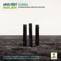 Järvi, Paavo: The Sound Of Arvo Pärt