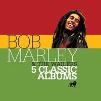 Marley, Bob: 5 Classic Albums