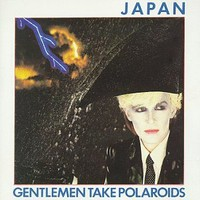 Japan: Gentlemen take polaroids