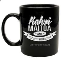 Wiskari, Arttu: Kahvimaito