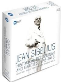 V/A: Jean Sibelius Historical Recordings And Rarities 1928-1948
