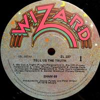 Sham 69: Tell Us The Truth