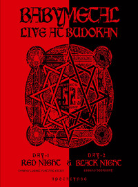 Babymetal: Live at Budokan: Red night & black
