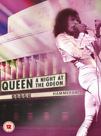 Queen : A Night at the Odeon - Hammersmith 1975